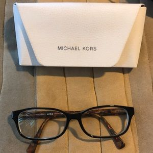 Glasses for prescription lenses